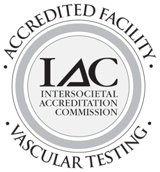 Accredited Vascular Testing Facility