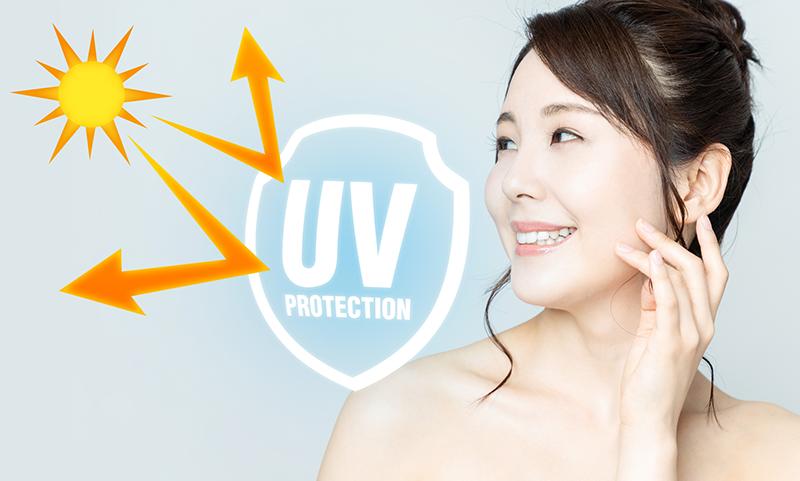 UV Ray protection